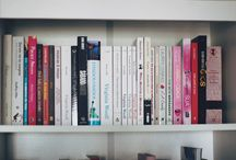 // books // / // My paradise is inside a book. //