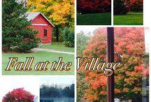 Seasons at the Village