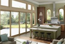 Patio Doors, Moving Glass Walls, French Doors
