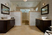 master bathroom / by Joani Leishman