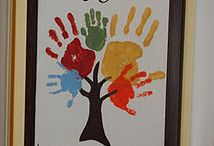 Family handprint ideas