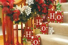 Christmas / by Poppy Hill Designs