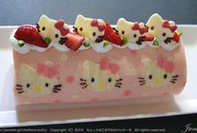 Taart / cake / koekjes
