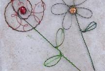 Wire hangers / by Rebecca Johnson