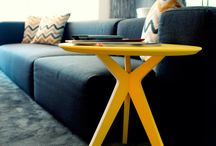 Tables, nests and consoles / All about tables, nests, consoles, dining tables, occasional tables, bedside tables. Inspiration and ideas for the home from upcycled to highstreet trends.
