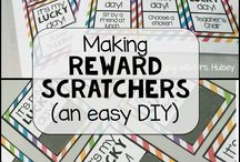 Scratchers for kids diy