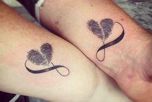 Drobné tetovania