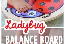 balance boarb