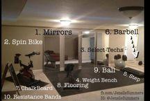 Home training/gym