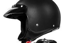 Cascos de cuero para moto - DeCueroOnline.com / Cascos de cuero para moto custom, vintage, retro y muchos más estilos