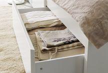 Inredning - sovrum / Interior - bedroom