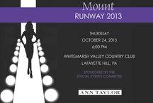 Mount Fashion Show 2013: Anne Taylor