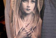 Tattoo / Als ik voor een tattoo ga, dan een afbeelding van.......