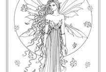 kresby anjelov