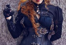 Beauty: steampunk