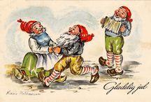 Lizzie Nathansen 1923-xxxx / Postkort