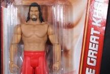 WWE Best of 2012 Great Khali Figure