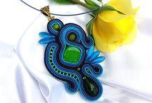 Soutache jewelry by enecon