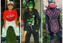 "A Stereotype-Free Halloween / Halloween costumes are all about picking out something you love, love, love! These girls show the world who they are and what they like, regardless of whether other people label it ""for boys"" or ""for girls."" Because all themes really should be for all kids! Thanks to the Girls Will Be community for sharing your photos with us."