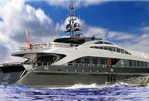 M/Y Noor 37M / Interior design project, 2011  Bilgin Yachts