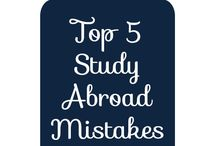 Study Abroad / by Trine University