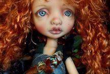 Nefer Kane dolls