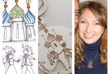 Creazioni Personalizzate Alisi Gioielli / Dal disegno alla creazione