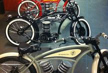Electric Bike Project / Inspiration for my final project as a product design student