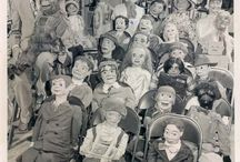 Ventriloquist Dummies / Ventriloquist dummies