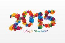 Thema nieuwe jaar