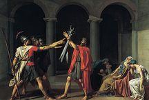Peinture d'histoire-néoclassisime