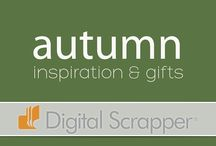 Seasonal Inspiration - Autumn / Get amazing ideas for crafts, scrapbooking & gift inspiration from around the world.