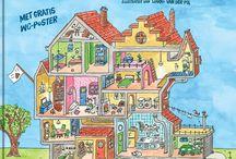 Pretpark de Poepfabriek / De spijsvertering van hap tot plons. Hoe gaat de reis van je eten? Dit boek maakte ik samen met kinderboekenschrijfster Annemarie van den Brink en illustrator Tjarko van der Pol. Het verschijnt op 5 oktober 2016 bij Luitingh Sijthoff.