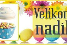Velikonoční pomlázka jinak / Před nebo po vydatném šlehání se hodí něco sladkého na posilnění. Nová energie a dobrá nálada jsou hned tu! :-)
