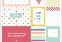 Printables / Have so many may as well start a separate board. / by Amy Player