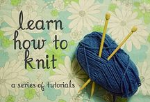 Knitting / by Sharon Greer