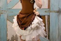 steampunk fashion and stuff