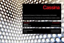 Cassina returns to the immcologne fair