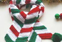 scarf crohet