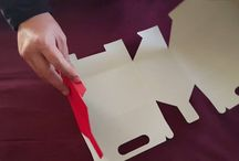 How to properly fold a party box