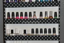 Make-up Storage Ideas