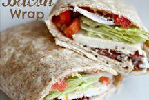 Lunch Ideas / by Jennifer Pennington