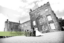 Ripley Castle (Harrogate) Weddings / Weddings Lawson Wright Studios have shot at Ripley Castle in Harrogate
