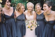 Wedding: Bridesmaids / by Jessica Hogue