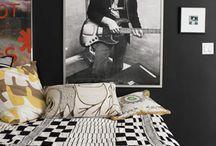 Family Bedrooms / by Melanie Angell Elliott