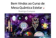 Radiestesia - Mesa Radiônica / Mesa Quântica Estelar, seus operadores, seus cursos, novos alunos e muito mais.