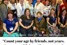 Cruising Writers Dec 2015 Retreat / Writing Retreat aboard the Liberty of the Seas, Dec 13 - 20, 2015
