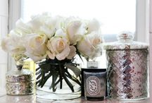 Regal Rose Silver! / On the quest to find the new best thing, Rose Silver everything! From makeup to flowers and nature plus interiors!