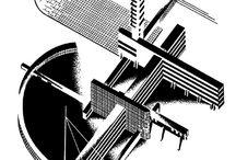 Плакаты архитектурп