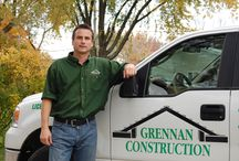 Choose Grennan Construction / Grennan Construction is family-owned and operated. That means we take great pride in our workmanship and customer service. We will treat you like family!! We ensure that you understand every step of the process;